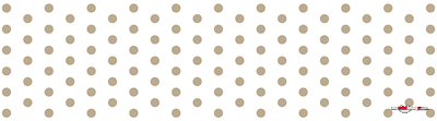 Colored dots tan poster template