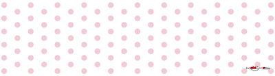 Colored dots pink poster template