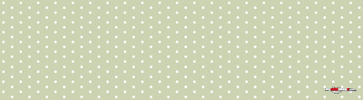 White dots light green poster template