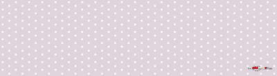 White dots light purple poster template